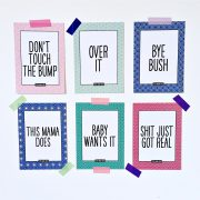 This Mama Does Bump cards